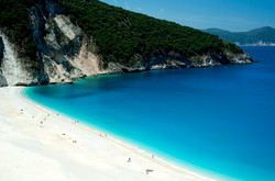 Myrtos Beach & Ionian Sea