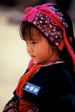 Miao girl Hainan Final