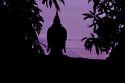 Buddha silhouette Final