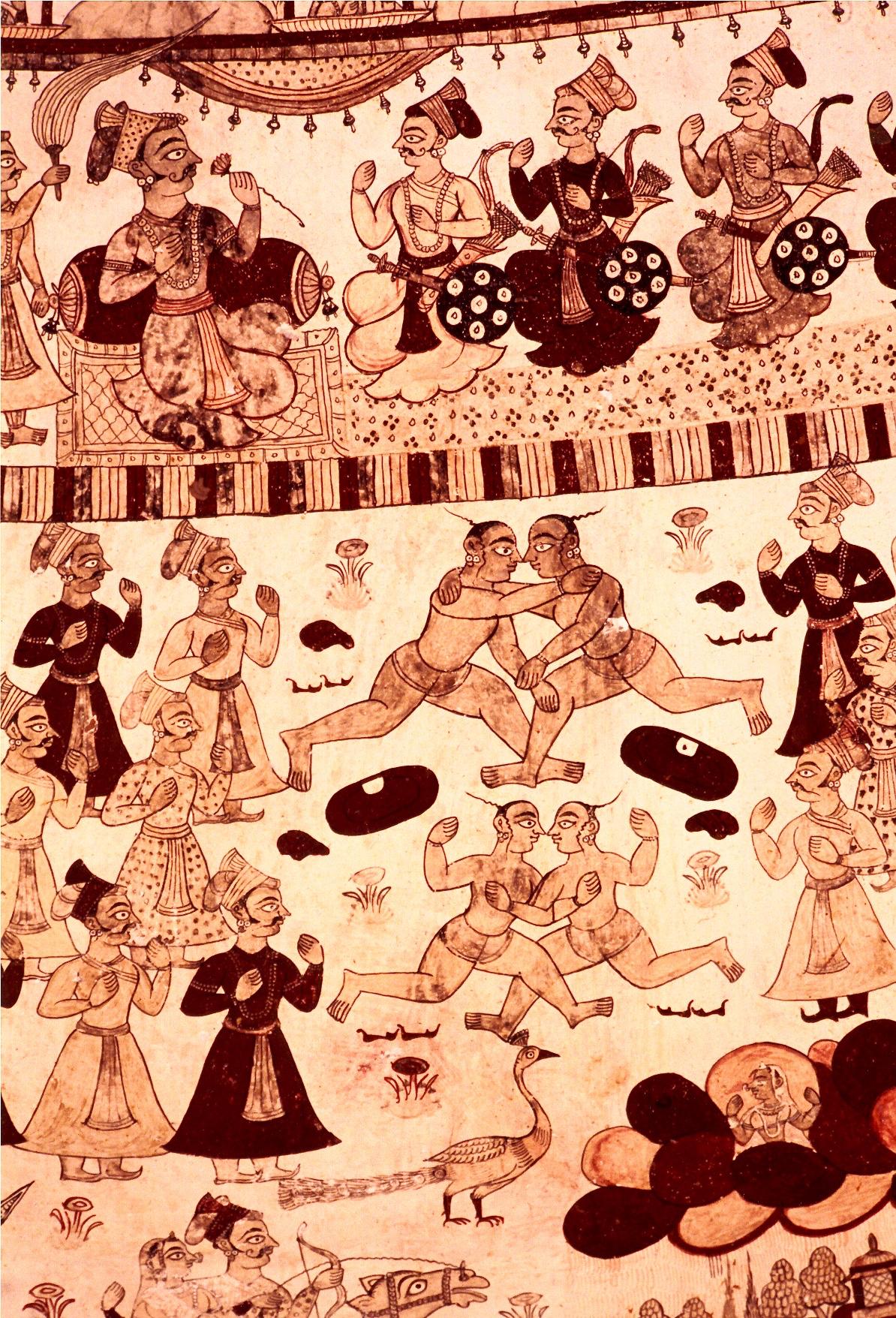 Shekhavati Frescoes