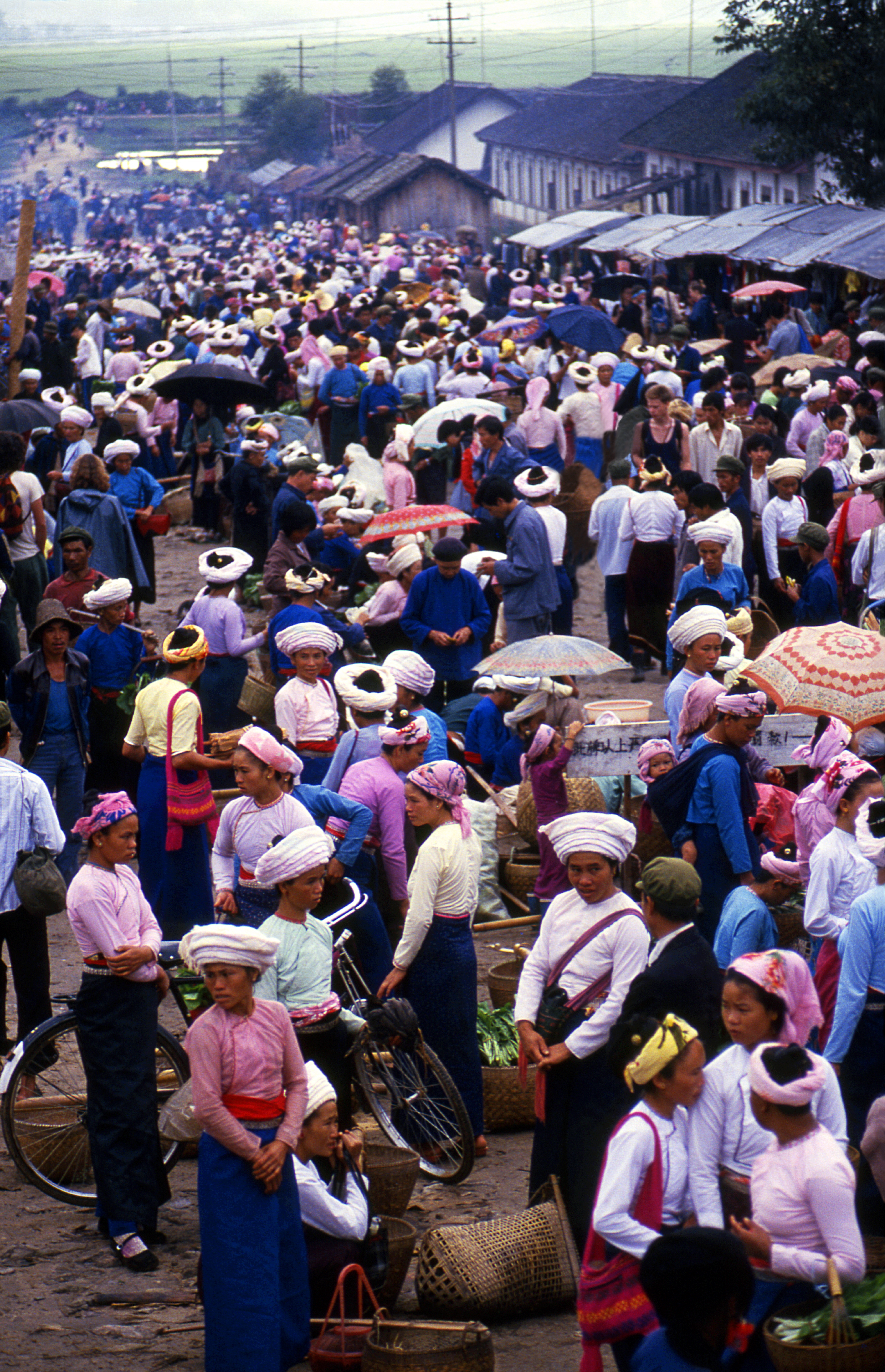 Xishuangbanna Market