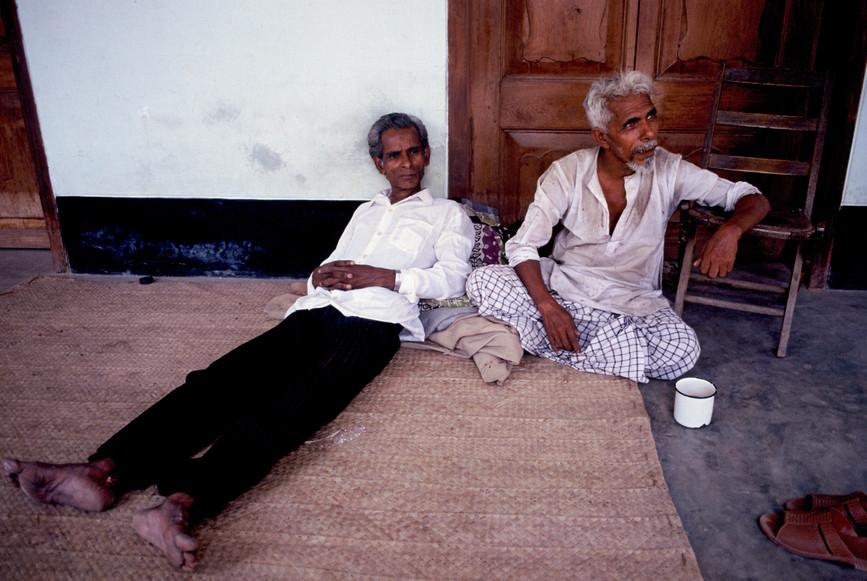 Bangladeshi men