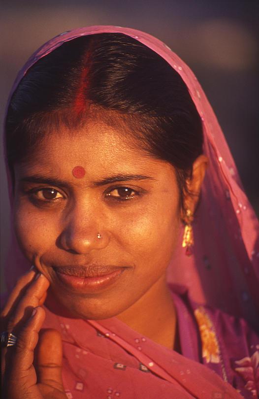 Rajput woman