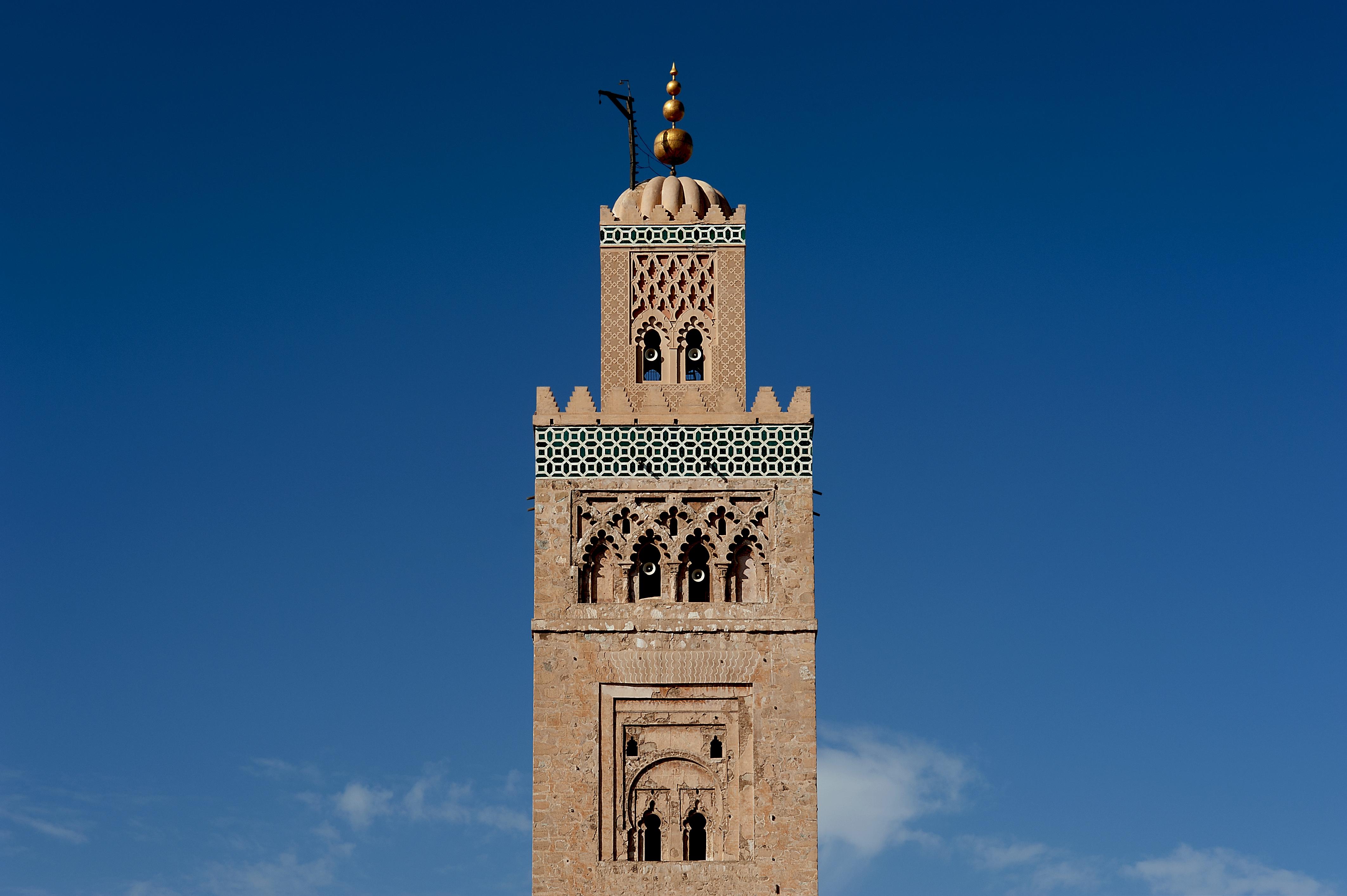 Koutoubia Minaret, Marrakesh