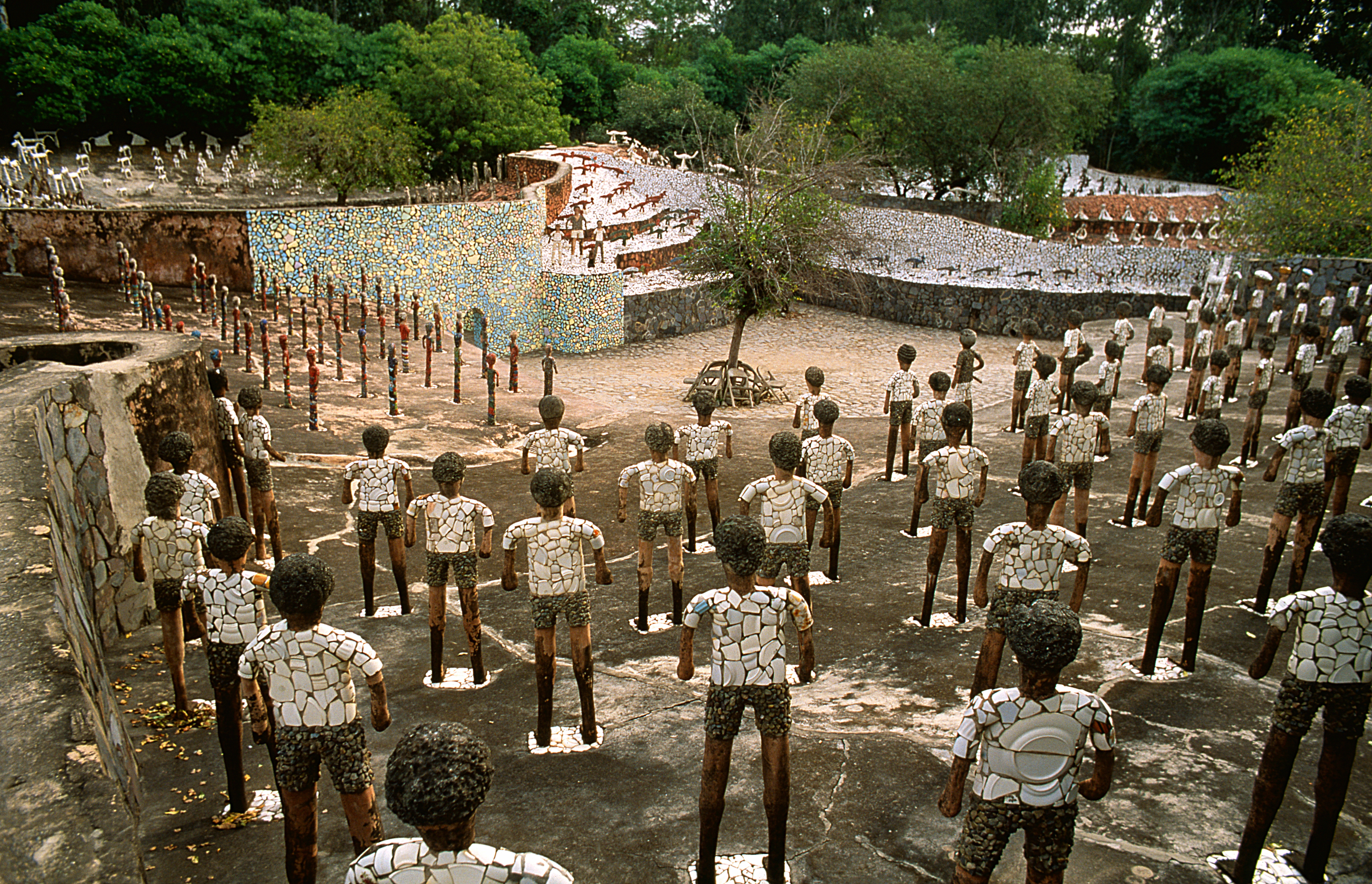 Nek Chand's Sculpture Garden