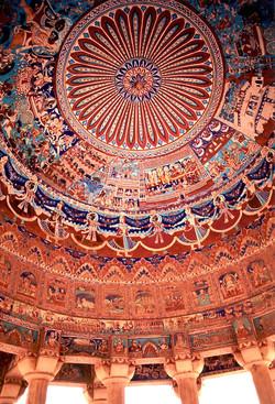 Shekhavati Dome Frescoes