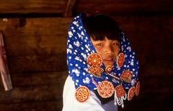Hui'an Girl in Headdress