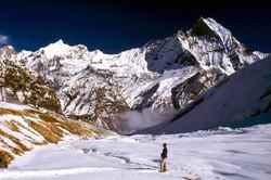 Fishtail view Nepal Final