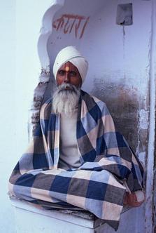 Pushkar Saddhu