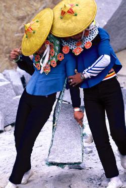 Hui'an Granite Workers