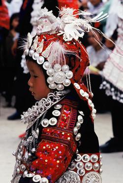 Miao boy with silver phoenix denoise Final