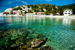 Tranquil Assos Bay