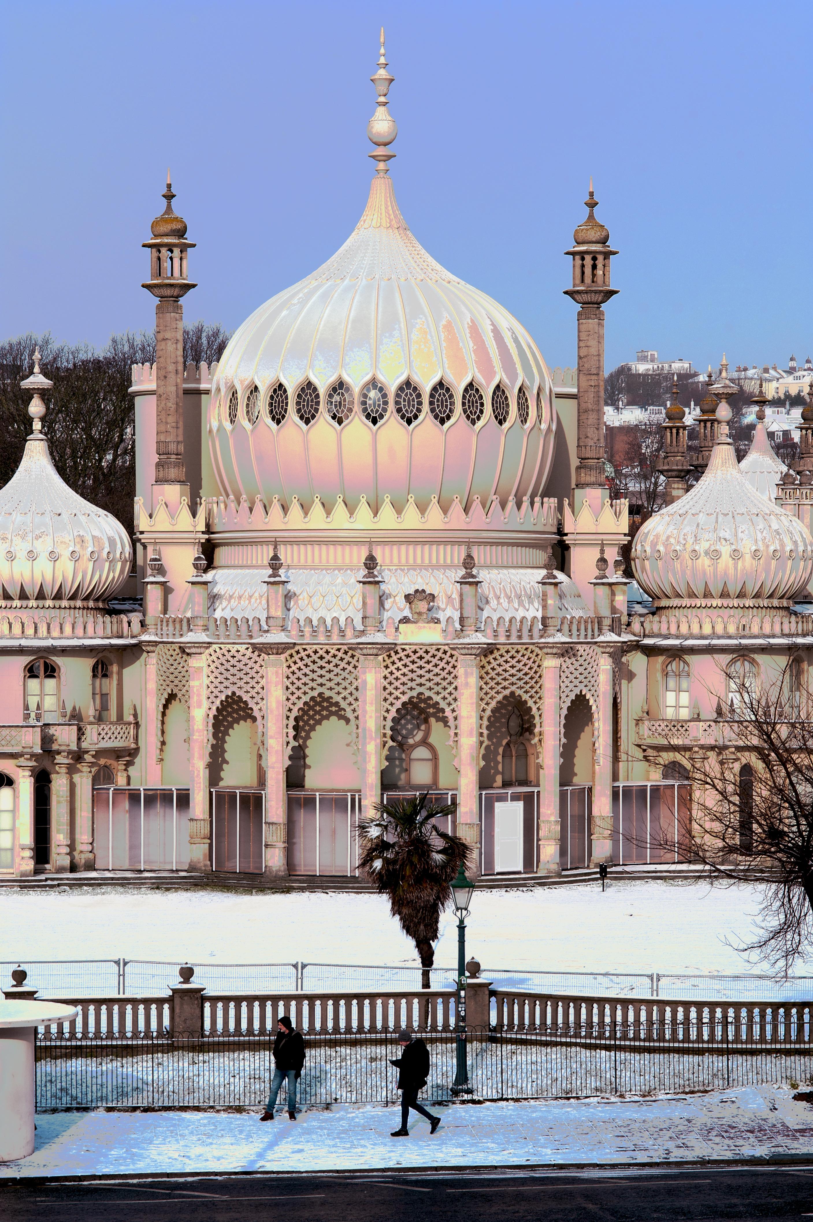 Snow Pavilion