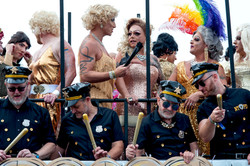 Drag Queens & NYPD
