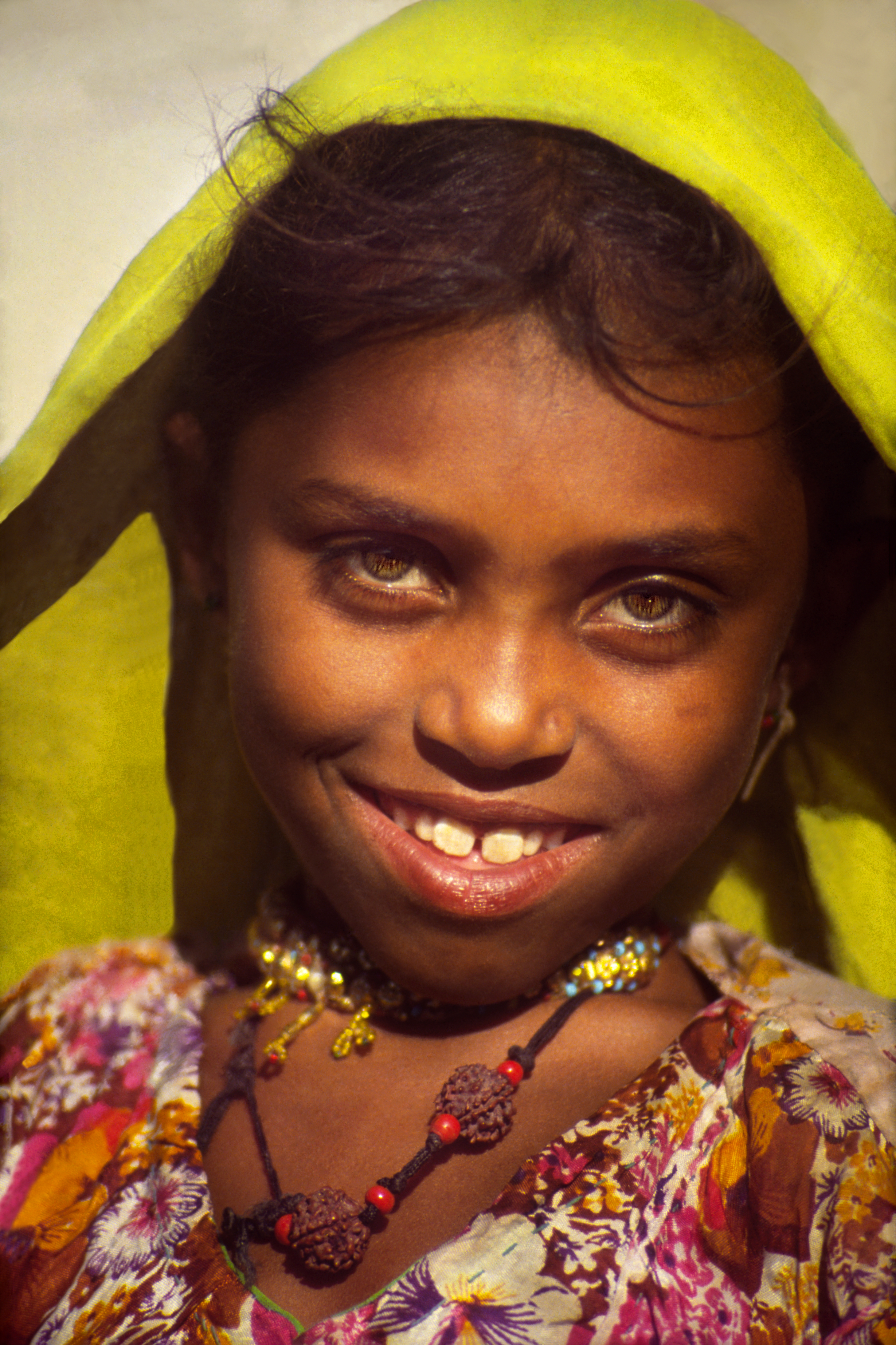 Rajasthani Girl.