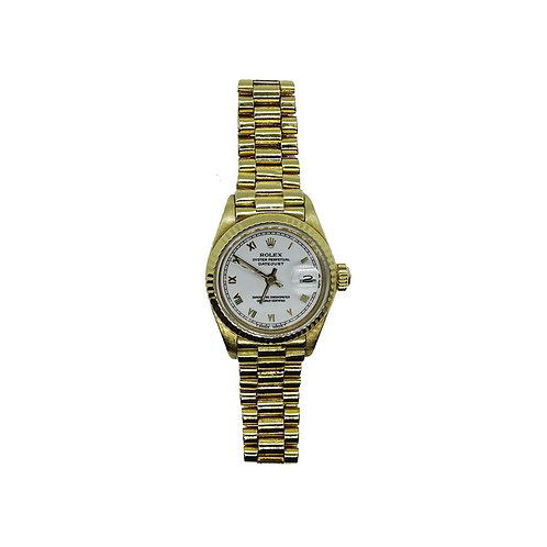 ROLEX OYSTER PERPETUAL LADIES DATEJUST I 26mm