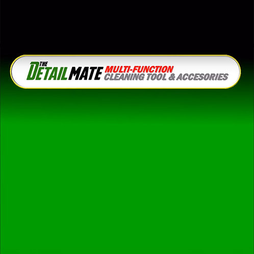 """""""THE DETAIL MATE"""" MULTI FUNCTION-CLEANING# DM-MBK"""