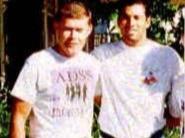 Jonathan McCormick and Royce Gracie