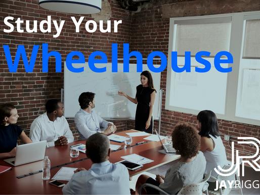 Do NOT Read Leadership Books... Learn About Your Wheelhouse