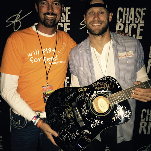 Jay & Chase Rice
