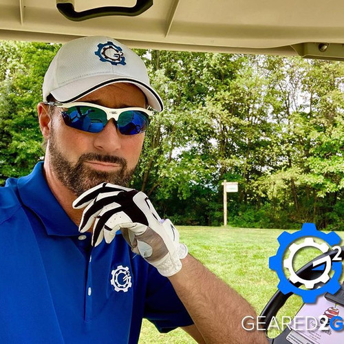 Jay Riggs - Serious Golfer...