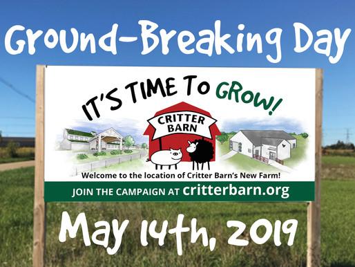 Ground-Breaking Day