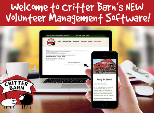 NEW Volunteer Management Software - Easy Login, Shift Management, Profile Updates, and More!