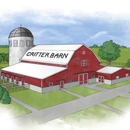 Large Animal Barn