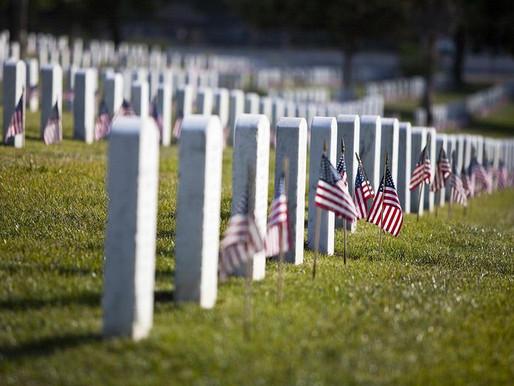 Healing after a Service Member dies
