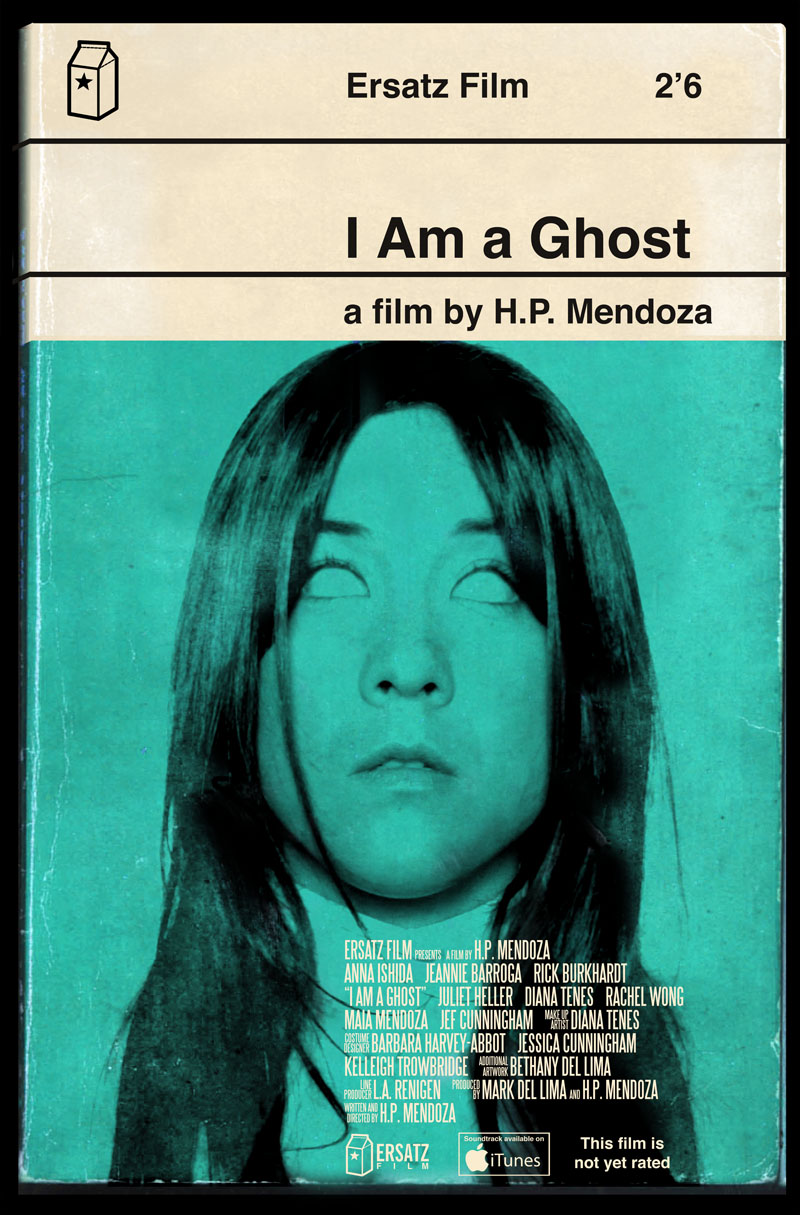 I Am a Ghost (official poster)