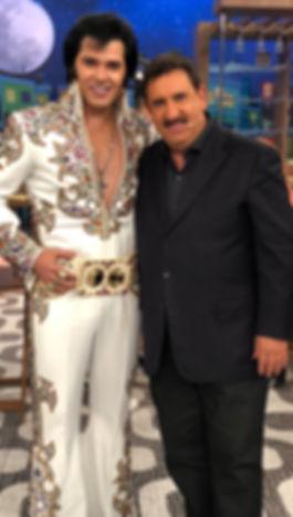 Elvis Cover e Ratinho