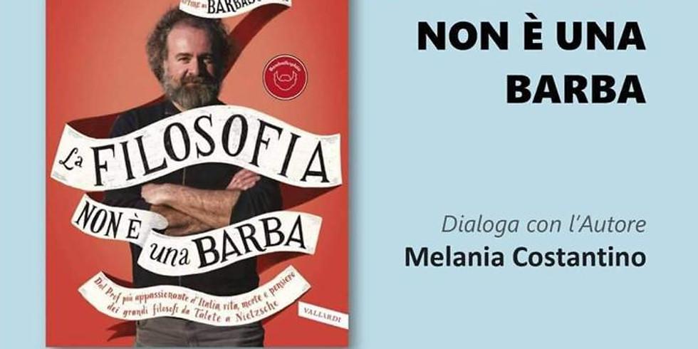 """Presentazione """"La filosofia non è una barba"""" - Napoli"""