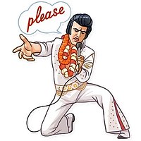 Desenho Elvis