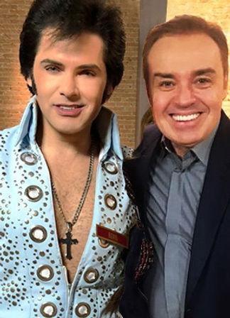 Gugu e Cover do Elvis