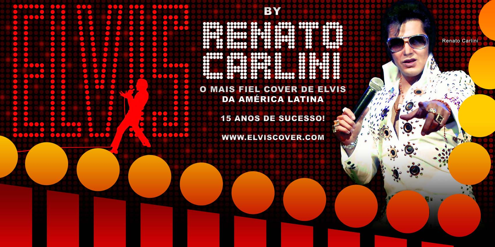 ELVIS COVER RENATO CARLINI