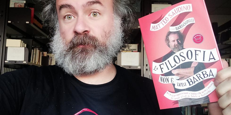 """Presentazione """"La filosofia non è una barba"""" - Torino"""