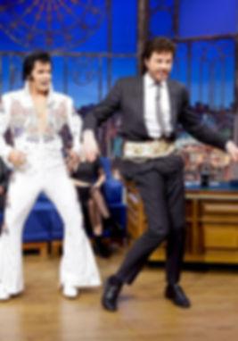 Danilo Gentili e Elvis Presley Cover