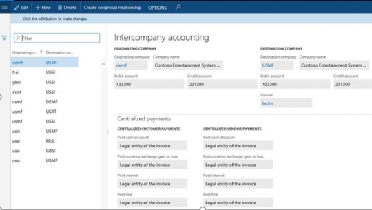 What's new in Dynamics 365 for Operations (AX7) - Financials, Part 1