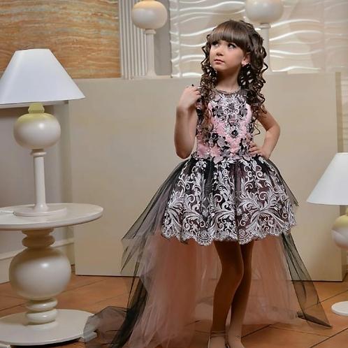 Petra HI Low dress