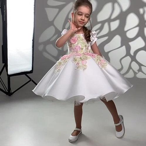 Nastya white  Dress