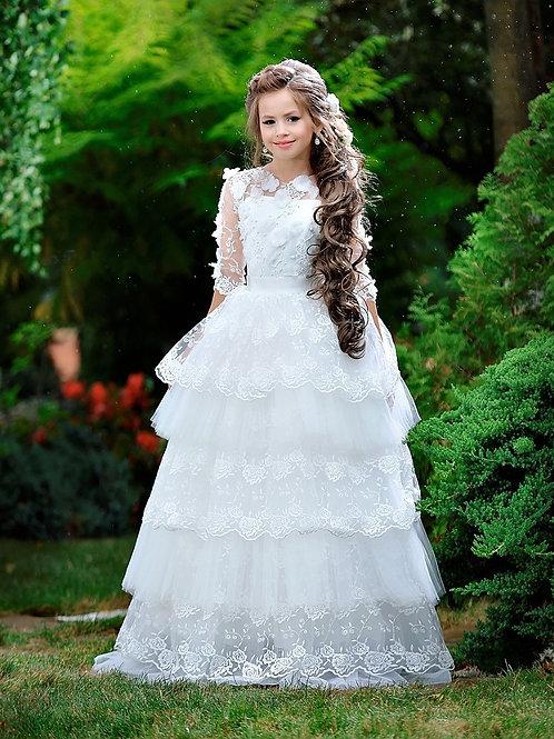 Aline flower girl dress
