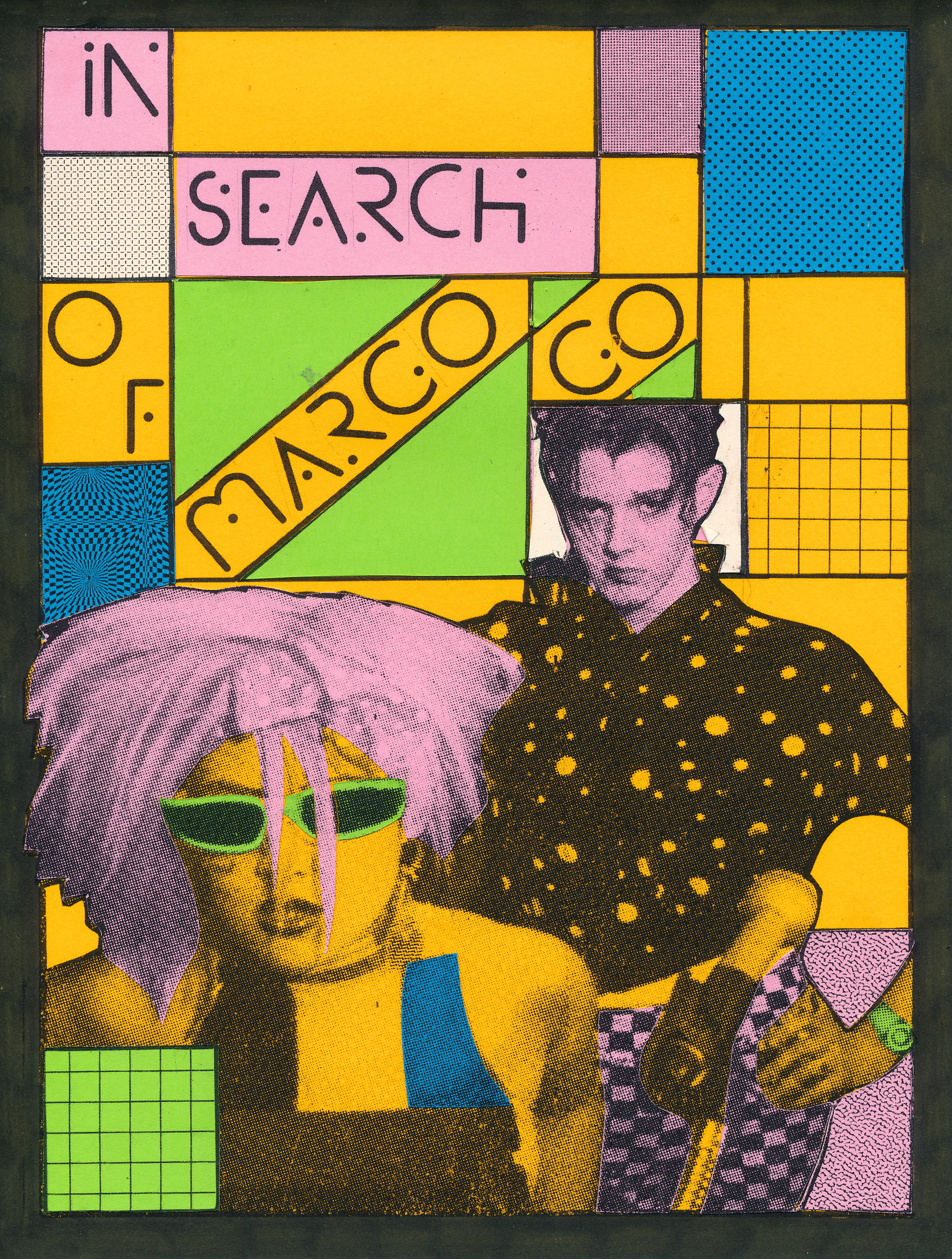 In Search Of Margo Poster - 2014
