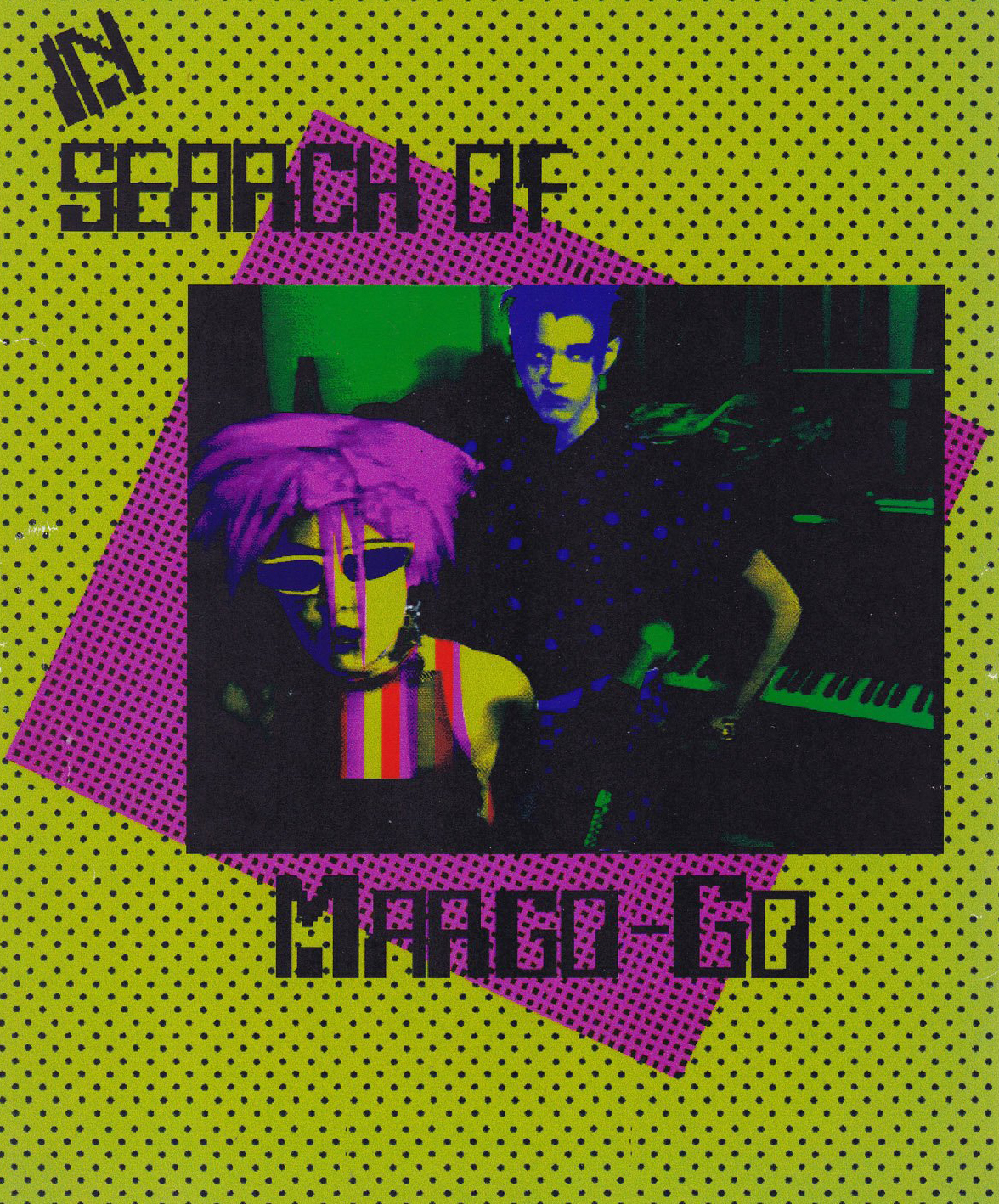 In Search of Margo-Go 90's poster