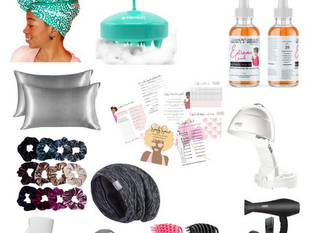 Natural Hair Holiday Gift Guide: AMAZON FAVORITES