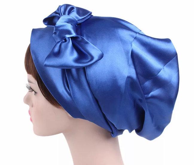 Bedtime Satin Headwrap/ Bonnet
