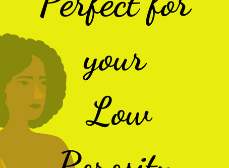 16 Products Perfect for your Low Porosity Natural Hair