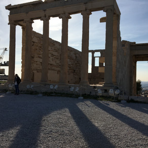 A City Break to Athens