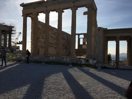 A City Break to Athens