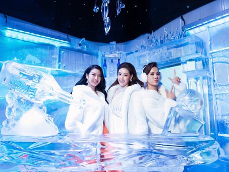 ICE BAR HÂN HẠNH ĐỒNG HÀNH CÙNG MISS UNIVERSE VIETNAM - HOA HẬU HOÀN VŨ VIỆT NAM 2019
