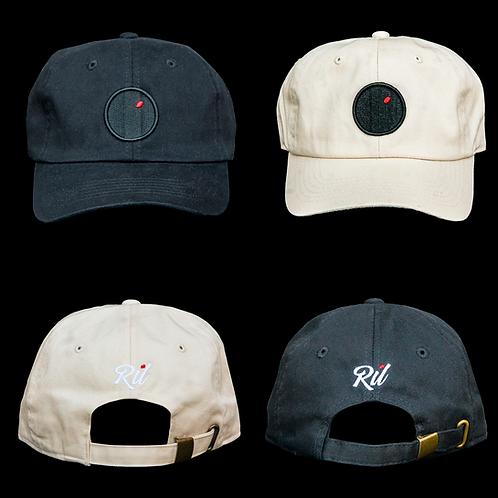 """Red Dot Plots"" Hat BUNDLE"